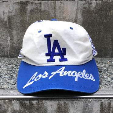 LosAngeles DODGERS/ロサンゼルス ドジャース キャップ 90年代 (USED)