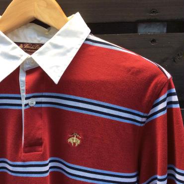 BROOKS BROTHERS /ブルックスブラザーズ 鹿の子ラガーシャツ (USED)