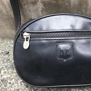 CELINE/セリーヌ スモール ショルダーバッグ 90年前後 Made In ITALY(USED)