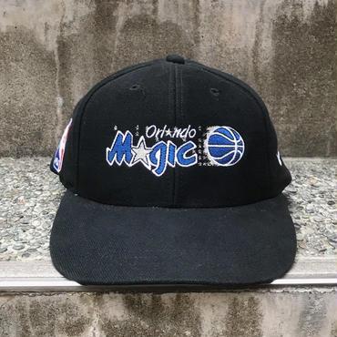 NIKE NBA ORLANDO MAGIC/ナイキ エヌビーエーオーランドマジック キャップ 90年代 (USED)