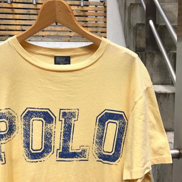 PoloRalphLauren/ラルフローレン  ロゴTシャツ 2000年前後 (USED)