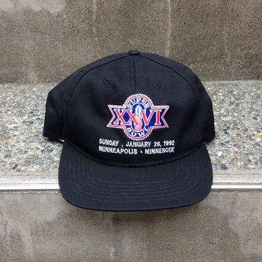 AMERICAN NEEDLE NFL SUPERBOWL/スーパーボウル キャップ '92 Made In USA (DEADSTOCK)