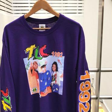 CROSS COLOURS/クロスカラーズ TLC1992 ロングスリーブTシャツ (NEW)