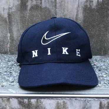 NIKE/ナイキ キャップ スウォッシュスナップバック 90年代 (USED)
