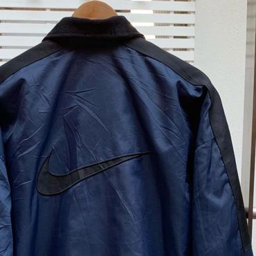 NIKE/ナイキ ビッグスウォッシュ中綿プルオーバージャケット 90年代 (USED)