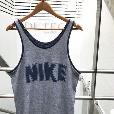 NIKE/ナイキ リバーシブルタンクトップ 80年代 紺タグ Made In USA (USED)