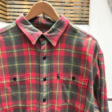 RLX POLOSPORT/アールエルエックス ポロスポーツ チェックネルシャツ 90年代 (USED)