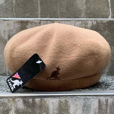 KANGOL/カンゴール WOOL SPITFIRE キャスケット 90年代 Made in ENGLAND (DEADSTOCK)
