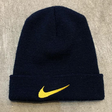 NIKE/ナイキ ニットキャップ 90年代 Made In USA (USED)