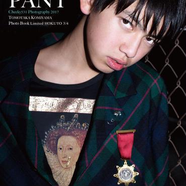 『PANT』Photo Book Limited HOKUTO 3/4