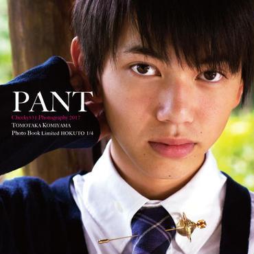 『PANT』Photo Book Limited HOKUTO 1/4