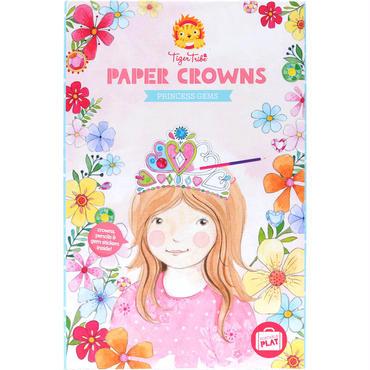 ♡ペーパークラウン♡プリンセスと宝石