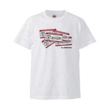 結成5周年Tシャツ