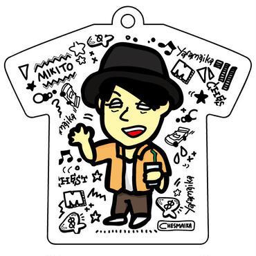 アクリルキーホルダー【MiKiTo】