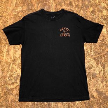 HAVOC HAWAII CLOTHING  HAVOC CITY T-shirts ブラック/カーキ