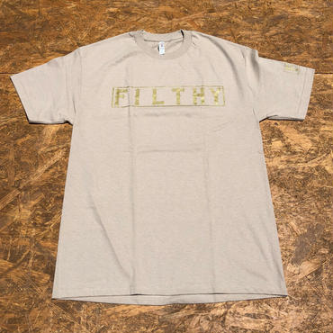 FILTHY HAWAII   Filthy Hawaii TSHIRTS ベージュ/ゴールド