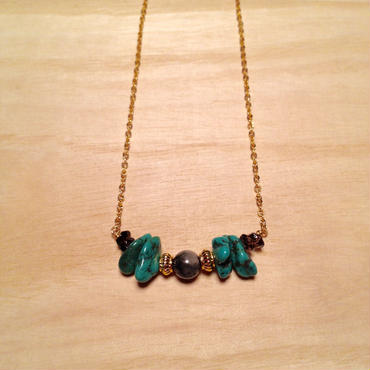 rutile turquoise