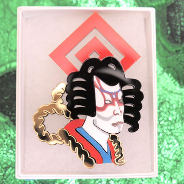 KABUKI piercing/earing for one ear