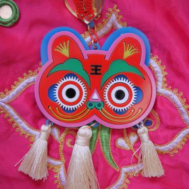 中国虎靴piercing /earrings for one ear
