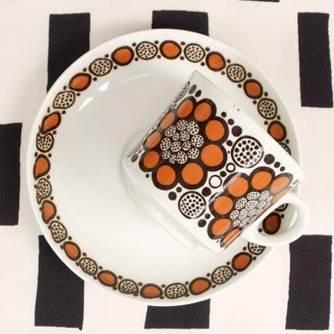 ARABIA アラビア コーヒーカップ&ソーサー