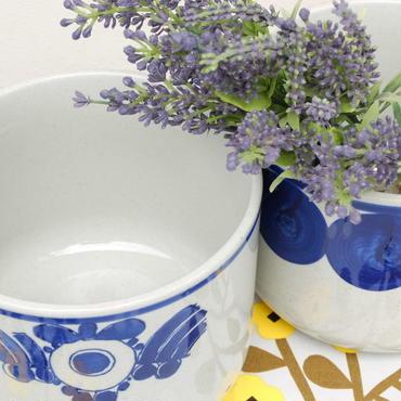 リサ・ラーソン Lisa Larson × 株式会社西山 フローラ 鉢カバー(フラワー)現行品