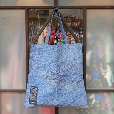 マリメッコ marimekko  日本未入荷 シルバーメダル ファブリックバッグ