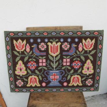 壁掛け ツヴィスト刺繍(tvist) スウェーデン フォーキーデザイン