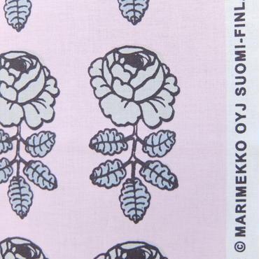 マリメッコ marimekko <Vihkiruusu>ファブリック(ピンク)50cm 日本限定