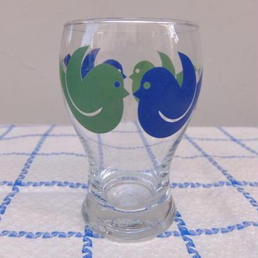 aarikka 鳥グラス
