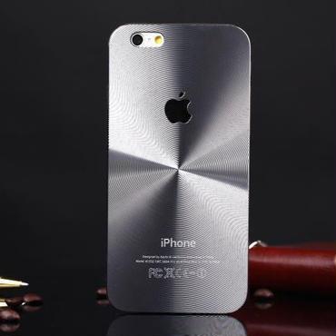 iPhone 6 4.7インチ用 アルミケース グレー