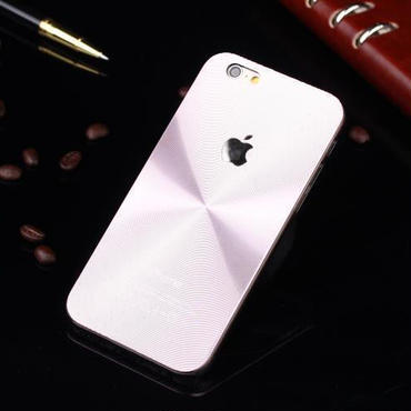 iPhone 6 4.7インチ用 アルミケース ライトピンク