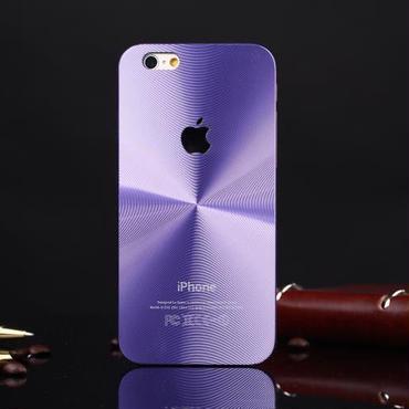 iPhone 6 4.7インチ用 アルミケース パープル