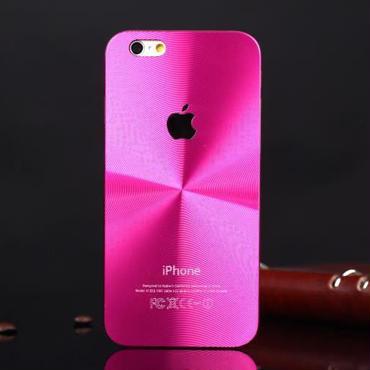 iPhone 6 4.7インチ用 アルミケース ピンク