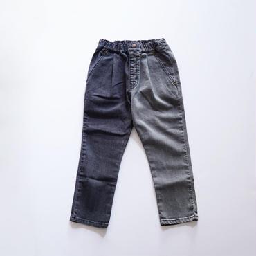 play back pants BLACK (highking) 130~160cm