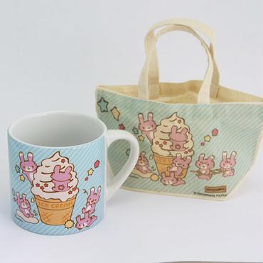 マグカップ(ミニミニトート付)- 各種