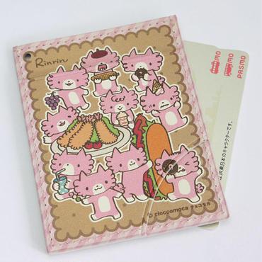牛革パスケース(りんりんデザイン) - 各種