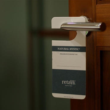 retaW Room Tag (NATURAL MYSTIC)
