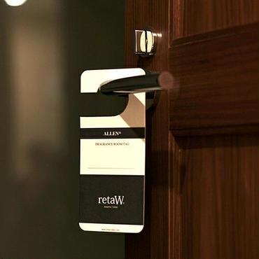 retaW Room Tag (ALLEN)