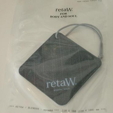 retaW car tag (BARNEY)