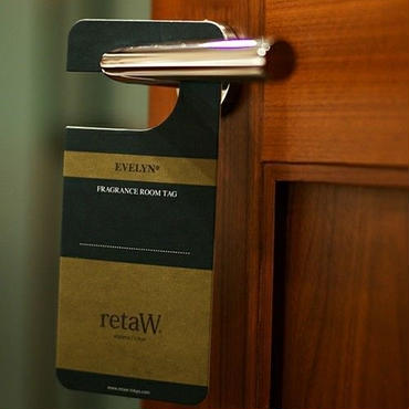 retaW Room Tag (EVELYN)