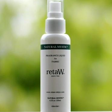 retaW Fablic Liquid (NATURAL MYSTIC)