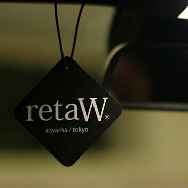 retaW car tag (ALLEN)