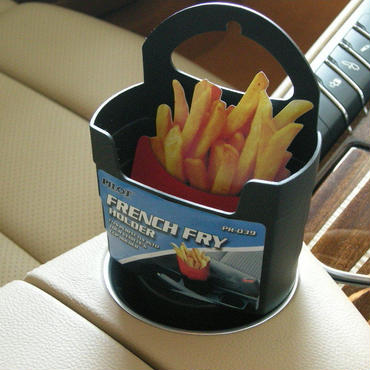FRENCH FRY HOLDER