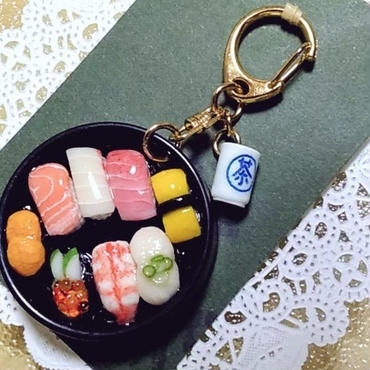 寿司桶キーホルダー3