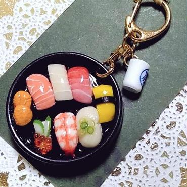 寿司桶キーホルダー1