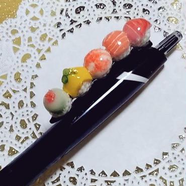 手まり寿司ボールペン2