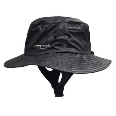 TLS SURF HAT Black