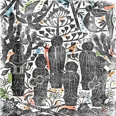 英心 & The Meditationalies『過疎地の出来事』