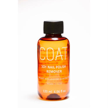 Soy Nail Polish Remover (Infused with Lavender Essential Oil)
