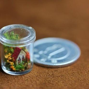 小さな、小さなミニハウス